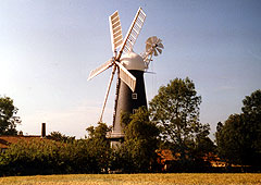 Alford windmill