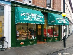 Pocklington bakery Louth