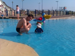 Sutton-on-Sea Mapleleaf Paddling Pool