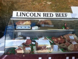 Lincoln Red Beef