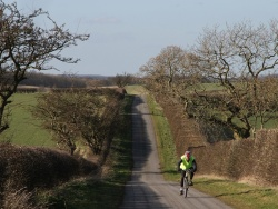 Cycling in the Wolds