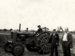 Ploughing 12 Acre