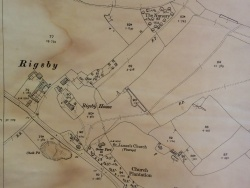 Rigsby map 1905