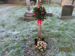 148. Mick Frank Hewson interred 13th September 2011 (65 years old)