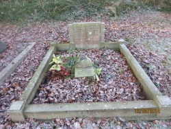 62. HAYMES BUDIBENT died 8th November 1962 aged 82 also CHARLOTTE ELIZABETH his wife died 6th February 1935 aged 54