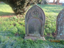 94. JAMES TAYLOR of Tothby died 3rd January 1880 aged 66