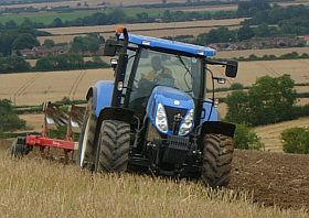 Ploughing the Wolds