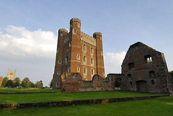Tatershall Castle