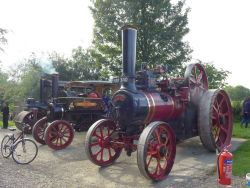 Alford Steam bygones transport day 1
