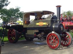 Alford Steam bygones transport day 2