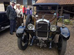 Alford Steam bygones transport day 3