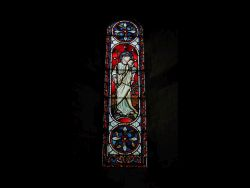 Rigsby Church Stain Glass window4