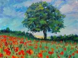 Peter-Wood-paint-poppies